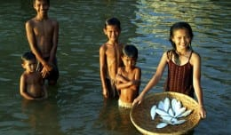 - Local people -, Cambodia (Kampuchea)